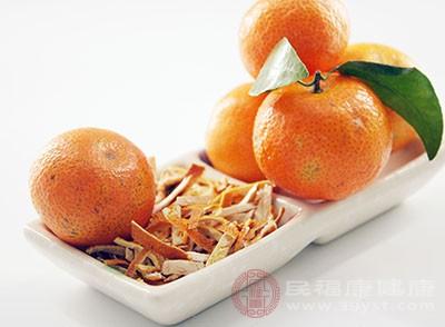 橘子皮的功效作用 你还将橘子皮扔掉吗
