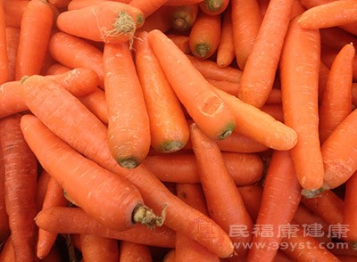 胡萝卜的营养价值 胡萝卜这样做好吃