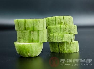 丝瓜的黏液中含有大量保湿因子