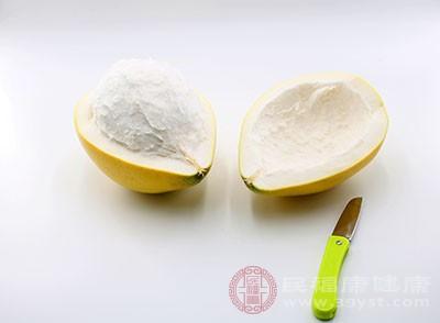 柚子能理气化痰