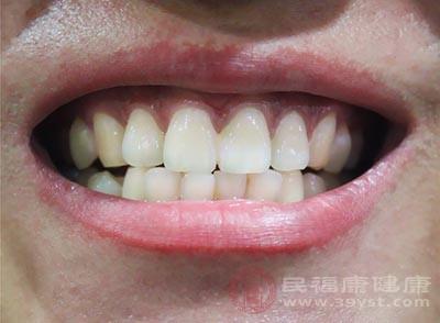 牙齿是肾气的外现