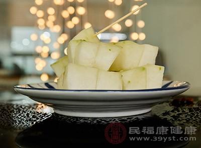 冬瓜的功效 常吃这种菜竟然能减肥