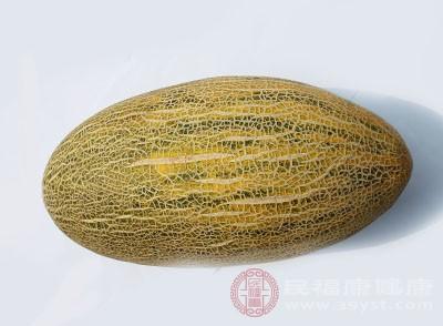 哈密瓜的功效 它的营养你知道吗