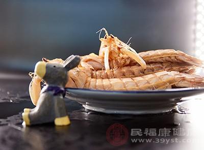 虾的禁忌 吃虾时千万别配这一物
