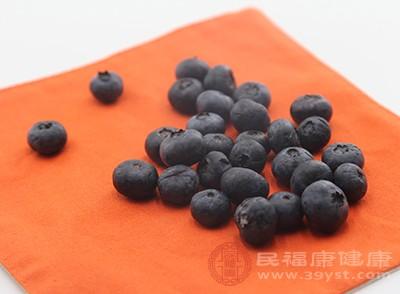 吃蓝莓的好处 它有这些功效知道吗