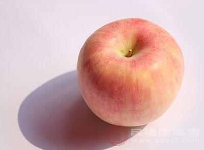 吃紅色的蘋果能使人體抗病組織產生一種熱能