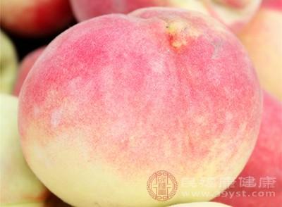 吃桃子的好处 它的食用忌讳要记牢