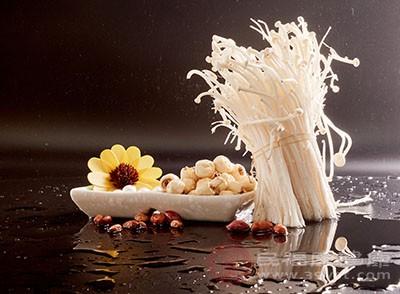 金针菇的功效和作用 金针菇空腹可以吃吗