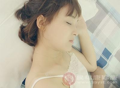 睡觉的时候爱流口水