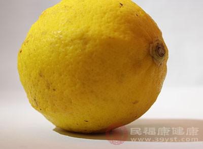 柠檬水的误区 它的一些禁忌知道吗
