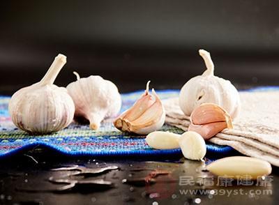 大蒜的功效 这种常见蔬菜居然能防癌