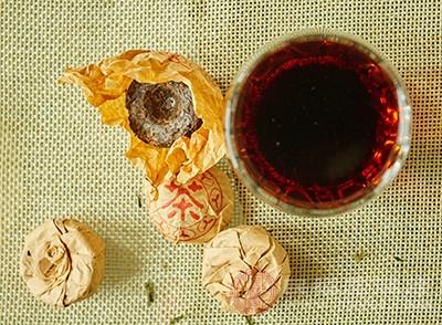 普洱茶有明显的杀菌消毒的作用