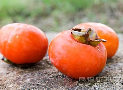吃柿子的好处 它们不要和柿子一起吃