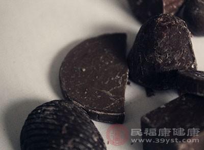 巧克力的功效与作用 它们不要一起吃