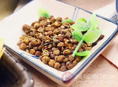 花椒水由于具有一种特殊的气味