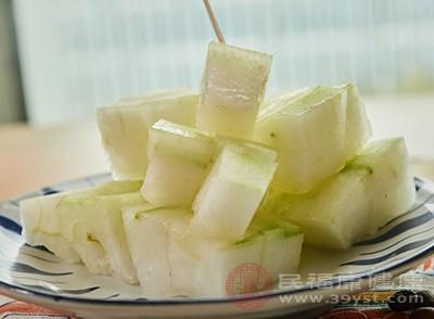 冬瓜除了是我們常食用的蔬菜外