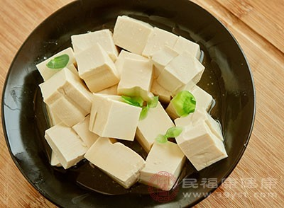 豆腐的功效 吃豆腐的好处要知道
