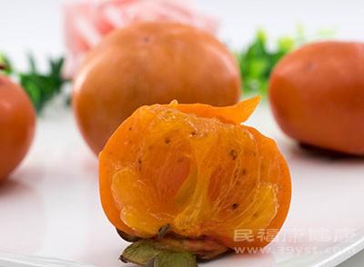 柿子不能和什么一起吃 这样吃柿子当心消化不良