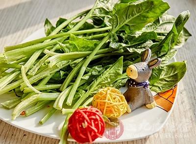 菠菜可有有效的促进大家的胃部和胰腺的分泌物质的分泌