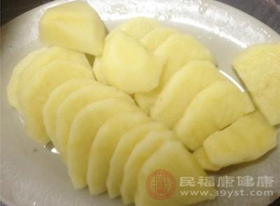 吃土豆有什么好处 多吃它皮肤好永远18岁