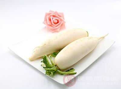 感冒吃什么 常吃白萝卜竟能治疗这个病