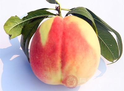 吃桃子的好处 常吃这种水果美容又养颜