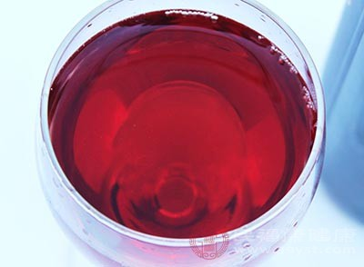 葡萄酒有加强新陈代谢和抑制脂肪吸收等好处