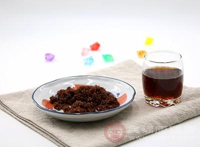 红糖姜水的食用功效