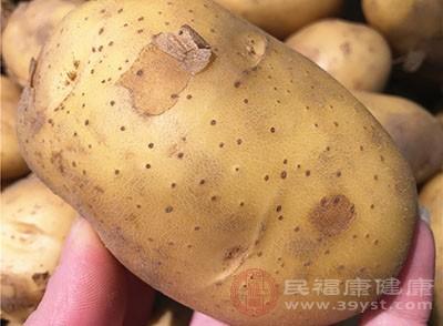 土豆的功效 这种食物是减肥人群的好选择