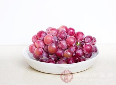 葡萄要挑整串飽滿的,一粒粒長得密密的那種,先聞一下香味,果香濃的才買
