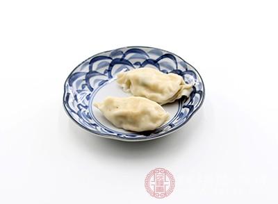 三全食品生产的灌汤水饺