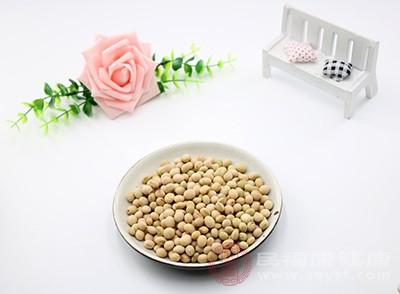 美容养颜也是黄豆的功效之一