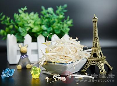 绿豆芽能清热解毒