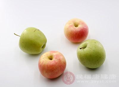 可以吃些苹果,它有养肝解毒的作用