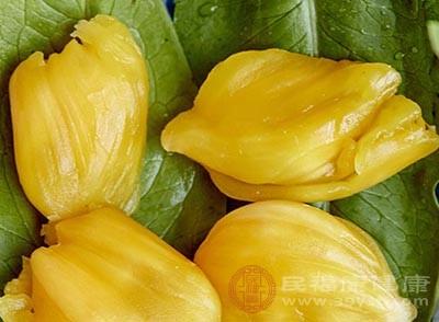 菠萝蜜不克不及喝蜂蜜一路吃