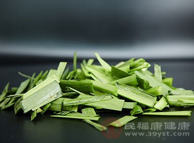 适合在春天食用的是韭菜