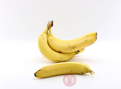 香蕉是一种天然的抗酸食物