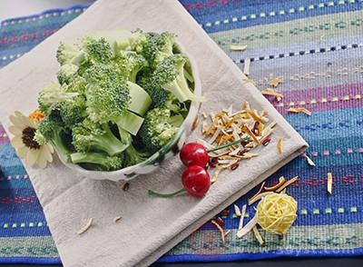 西兰花的作用 常吃这种蔬菜居然能美白