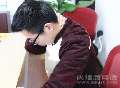 颈椎病的症状