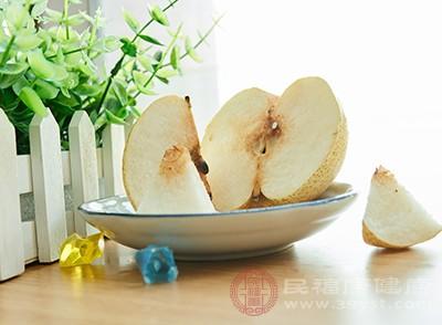 扁桃体发炎吃梨好