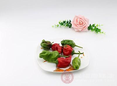 辣椒的好处 想促进食欲多吃这个食物