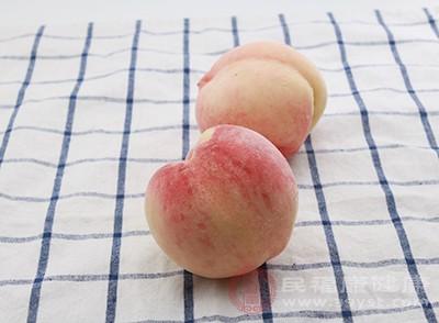 水蜜桃的好处 吃这种水果可以美白祛斑