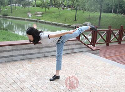 坚持锻炼身体可以很好的改善湿气重的情况