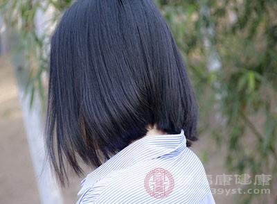 勤洗发,洗头的间隔是2~5天