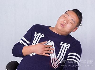 心脏病的症状 呼吸困难可能得了这个病