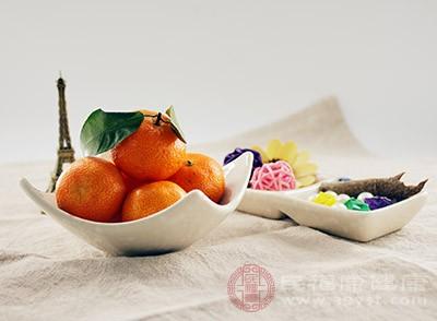 橘子是一種比較有營養的水果