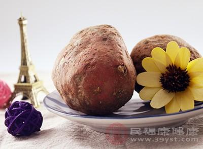 红薯的功效