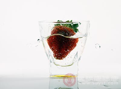 草莓是一种很有营养的水果