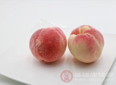 桃子的功效与作用 它能吃西瓜一起吃吗