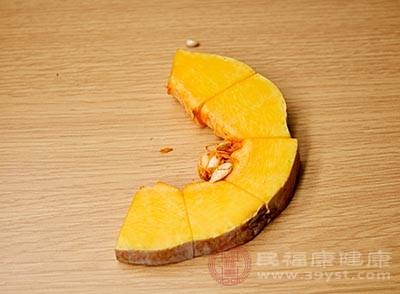 南瓜的功效 这种蔬菜可以减少身体毒素